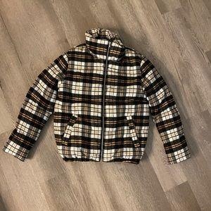 Kendall+Kylie Puffer Jacket